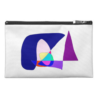 Anonymous Sailboat Travel Accessory Bag