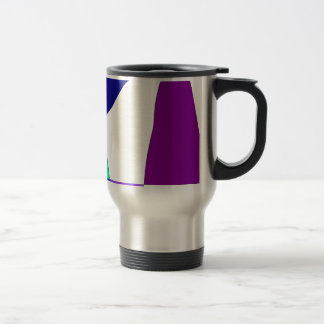 Anonymous Sailboat Travel Mug