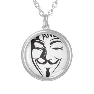 Anonymous Silver Plated Necklace