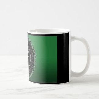 anonymous slogan * logo coffee mug
