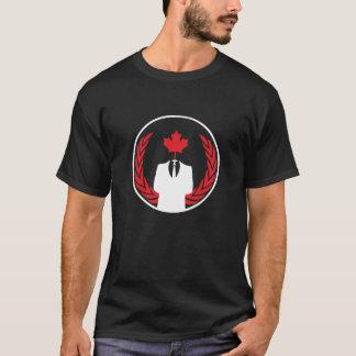 Anonymous Toronto Dark Male T-Shirt