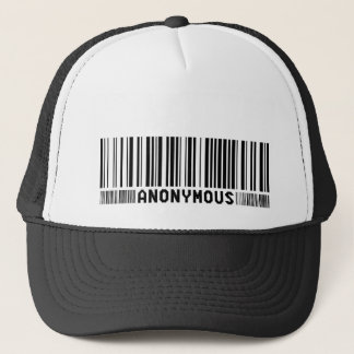 Anonymous - We are Anonymous - Boys Barcode Cap