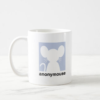 Anonymouse Coffee Mug