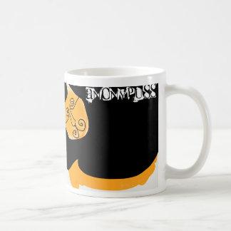 Anonypuss mask cat mug
