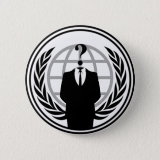 Anonywear Badge 2 Inch Round Button