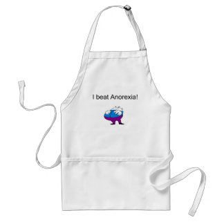 Anorexia fat standard apron