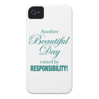 Another Beautiful Day Ruined! Case-Mate iPhone 4 Cases
