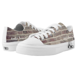 Another brick in the wall sneakers