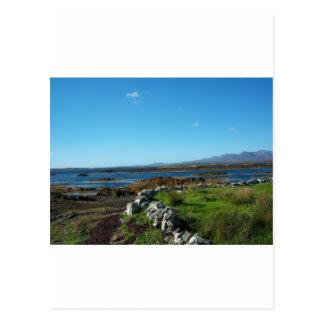 Another Connemara Landscape Postcard