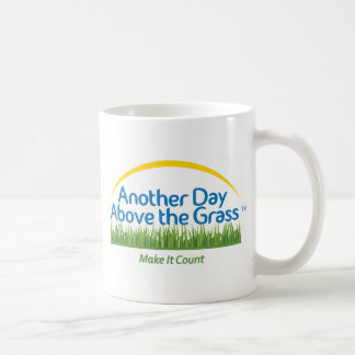 Another Day Above the Grass Mug