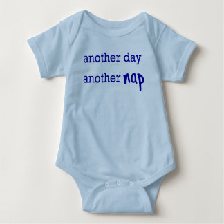 Another Day, Another Nap Baby Bodysuit