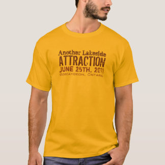 Another Lakeside Attraction 2011 T-Shirt