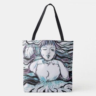 Another Ophelia Tote Bag