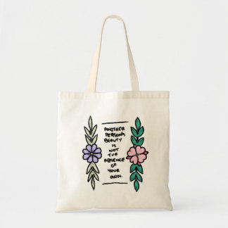 Another Persons Beauty Tote Bag
