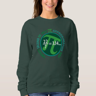 Another Pi Day! Pi Approximation Day Sweatshirt