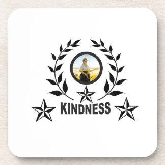 another round for kindness coaster