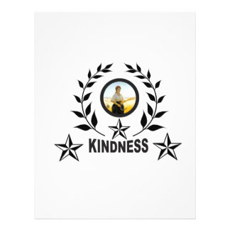 another round for kindness letterhead