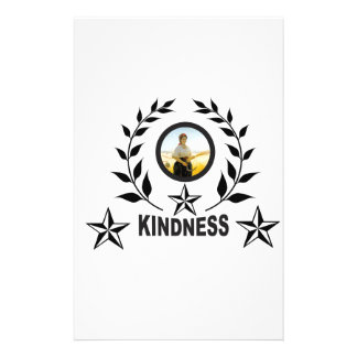 another round for kindness stationery
