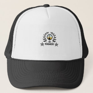 another round for kindness trucker hat