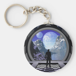 Another Surreality Keychain