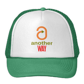 another way trucker hat