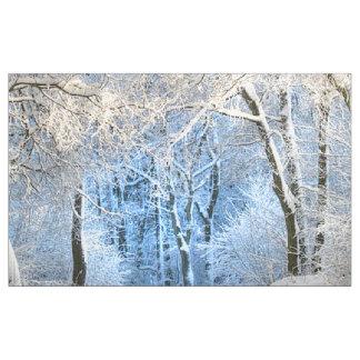Another winter wonderland fabric