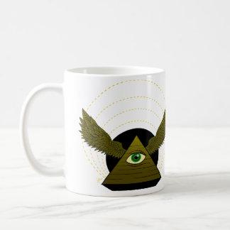 Anotherallseeingeye Coffee Mug