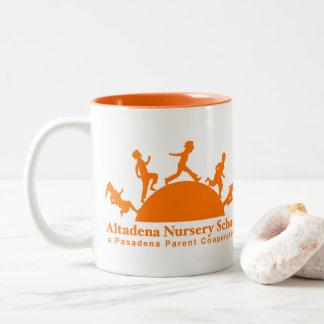 ANS Orange Logo Mug