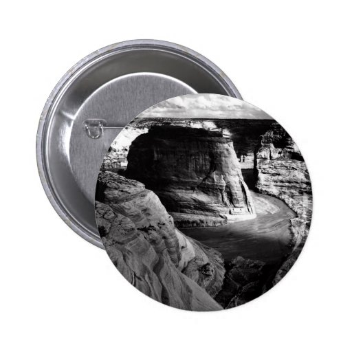 Ansel Adams Arizona Canyon Buttons
