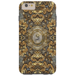 Ansel Grande Lace  6/6s Victorian  Monogram Tough iPhone 6 Plus Case