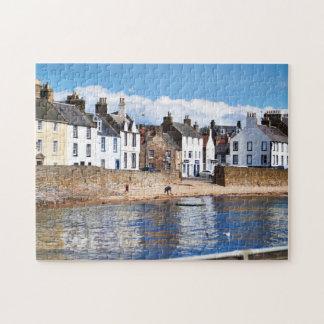 Anstruther Scotland Jigsaw Puzzle