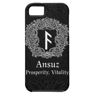 Ansuz-rune / Prosperity, Vitality Case For The iPhone 5