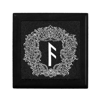 Ansuz-rune / Prosperity, Vitality Gift Box