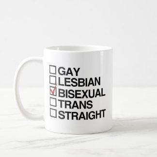 ANSWER BISEXUAL -.png Coffee Mug