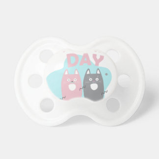Answer Your Cat's Questions Day Pacifier