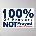 Answered Prayer Poster