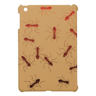 Ant antics. case for the iPad mini