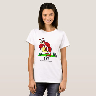 Ant by Lorenzo Women's T-Shirt