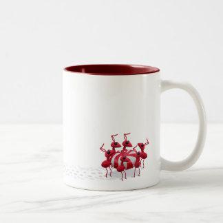 Ant Christmas Mug