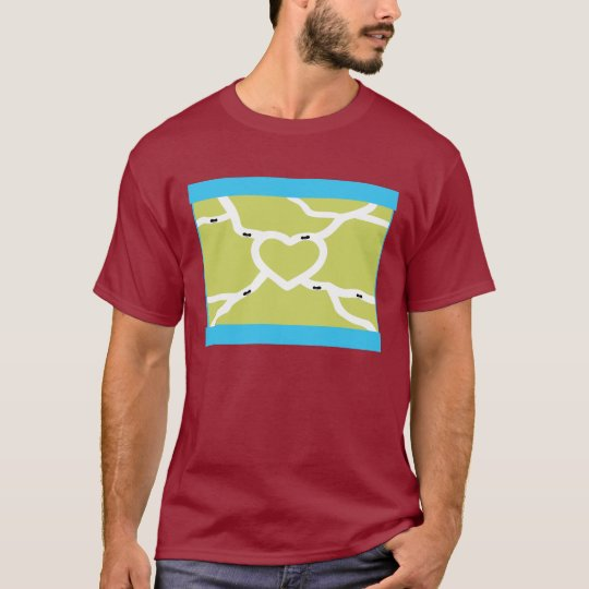 Ant Farm Love T-Shirt