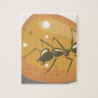 Ant in Amber Jigsaw Puzzle