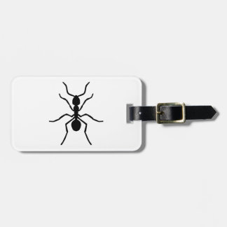 Ant Luggage Tag
