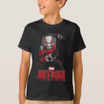 Ant-Man Leading The Charge Tees