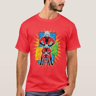 Ant-Man Shrinking Comic Panel Graphic T-Shirt