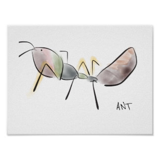 Ant Poster II