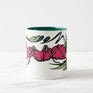 Ant Two-Tone Coffee Mug