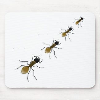 Ant Walk Mouse Pad