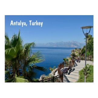 Antalya, Turkey Postcard