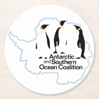Antarctic and Southern Ocean Coalition Coaster