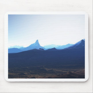 Antarctic Mountains & Skyline Mouse Pad